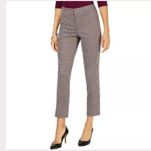 NWT Nine West Tapered Skinny Office Pants Trousers